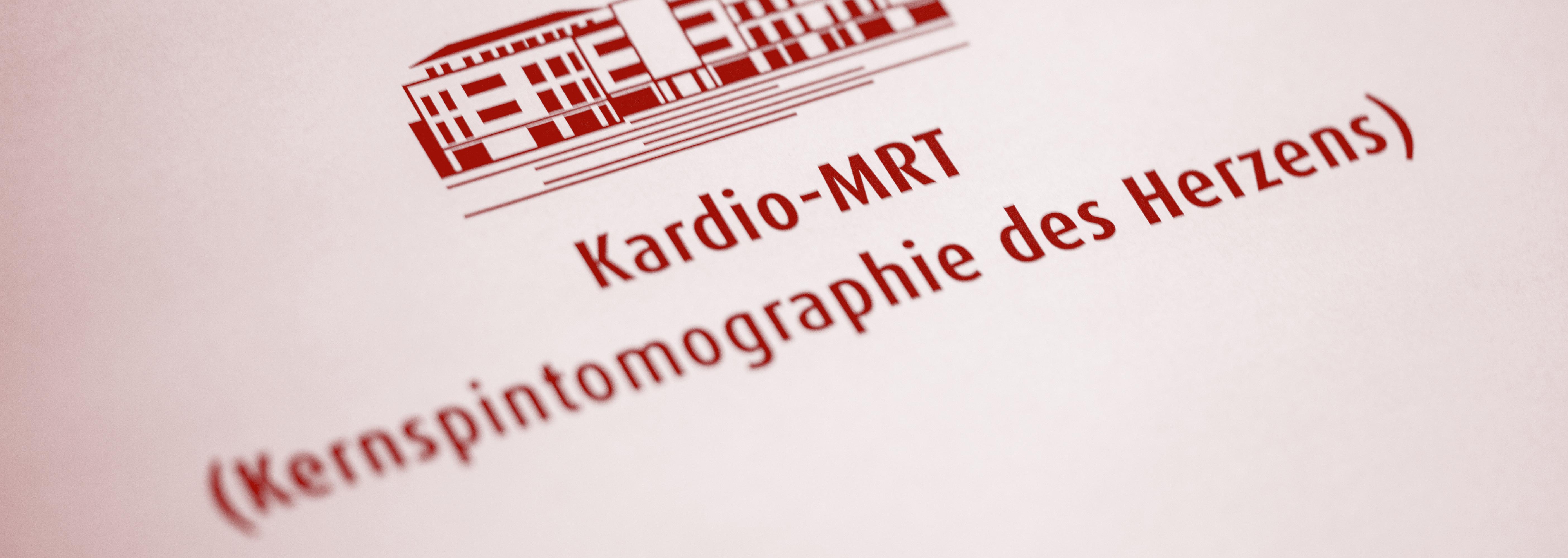 Kardio-MRT Kardiologie Berlin Zehlendorf Schlachtensee