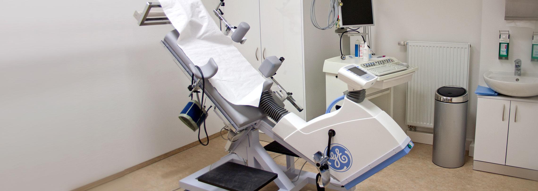 Stressechokardiographie Kardiologie Berlin Zehlendorf Schlachtensee